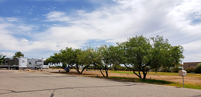 RV Park in Southern Arizona