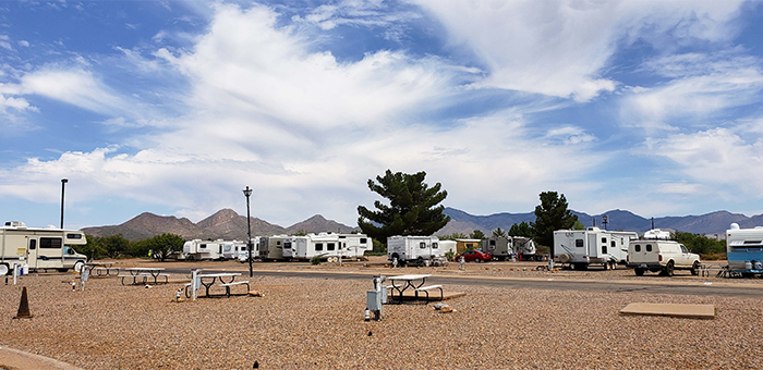 Mountain View RV Park With A Great Community