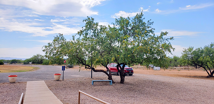 Mountain View RV Park is a top rated RV Park in Huachuca City